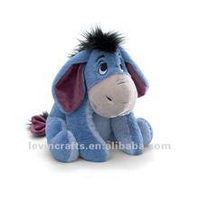 "GUND EEYORE 12"" soft + huggable plush stuffed animal"