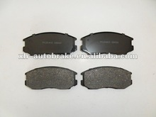 Dodge brake pads factory