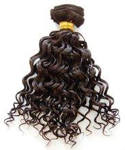 2012 popular 100% hair weaving
