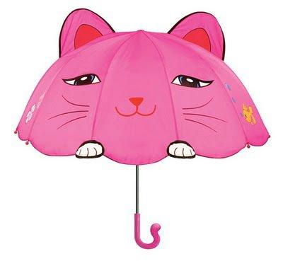 Paraguas para niños fotos