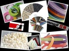 wood grain color pvc edge banding accessory for furniture