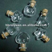 clear drift bottle for wedding