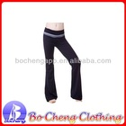 wholesale sports apparel yoga ropa fashion pants 2012