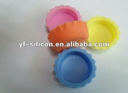 disposable silicone beer bottle cover