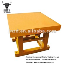 Hot Selling ,Best Price ZDP3000x 3000 Model Vibrating Table for Sale