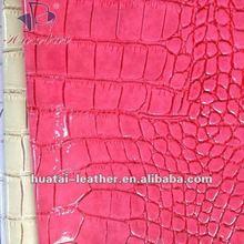 2012 moisture curing alligator bag leather