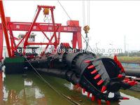Iron Sand Dredger Ship