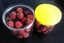Organic Freeze Dried Pitted Hawthorn Berry