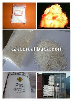 Porous Prills Ammonia Nitrate PPAN ANPP
