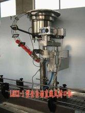 LHZX-1 automatic linear plastic bottle cap sealer