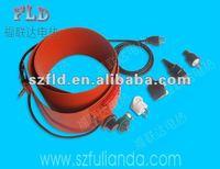 Customize 3.7v 5v 7.4v 9v 12v 24v 36v 48v 60v electric blanket with CE RoHS certification