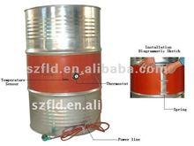 Customize 3.7v 5v 7.4v 9v 12v 24v 36v 48v 60v drum stick heater with CE RoHS certification