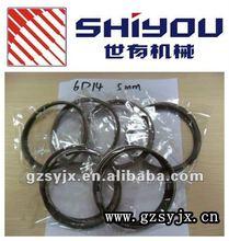 Mitsubishi 6D14 piston ring ME032458