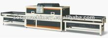 Export automatic vacuum membrane press double worktable