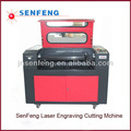 Co2 corte a laser de madeira balsa máquina sf960