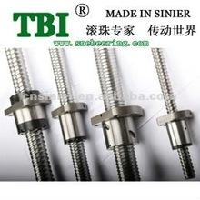 High precision TBI brand ballscrew supply by SNE