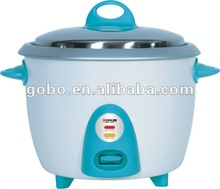 Steel Lid Simple Electric Rice Cooker