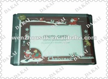2012 new Christmas style paper photo frames
