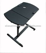 Laptop lap desk with fan