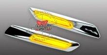 Racing Dash fender side signal lights for BMW E92 E93 E90 E91 E60 E61