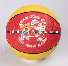 Bebest hungriness china yiwu rubber basketball color rubber basketball rubber size 7 basketball promotional rubber basketball