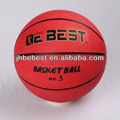 Bebest hungriness china yiwu full printing rubber basketball rubber 7# basketball promotional rubber basketball factory produce