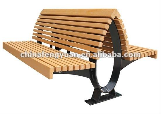 banco de jardim metal:Banco do jardim / rua banco com aço galvanizado pernas plástico
