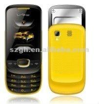 DUAL SIM cards Slide TV mobile phone q13
