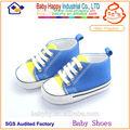 Recém-nascido lona sapatos
