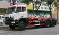 eq5250g 6x4 dongfeng gancho de elevación camión de la basura