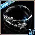 Mejor venta de la serpiente anillo de venta al por mayor 925 de la joyería de plata