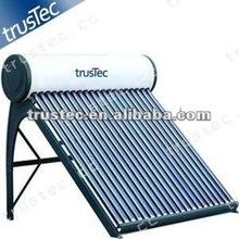 direct-plug low-pressure solar water heater system,solar water heater,solar vacuum tube