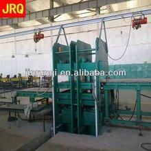 high quality eva foaming hydraulic vulcanizing press machine
