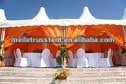 Pagoda/tent for event , party,wedding,ceremony with pvc window