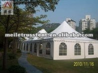luxury wedding pagoda tent,dome tent/guangzhou wedding pagoda