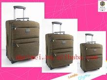 Top Design Good Market Crinkle Nylon Carry-on Luggage