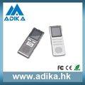 8gb gravador de voz jogos com tampa de metal& adk-dvr8816 tela