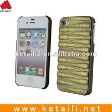 aluminum bumper case for iphone 4