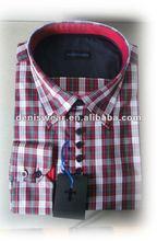 mens cotton fashion formal shirts