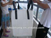 pp bulk bag with belt cross