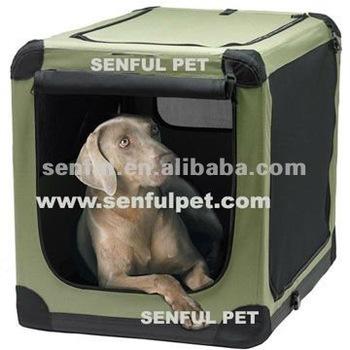 Folding Pet Soft Crate Dog Crate Dog Kennel