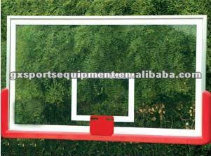 Tempered glass Acrylic glass basketball backboard