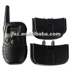 Dog collar and the 100 liquid crystal display pager2 nylon dog collars metal buckle