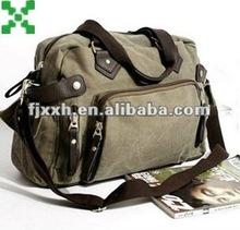 men's washed canvas big travelling messenger bags,men's satchels