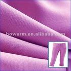 Double Dyeing 60% Cotton 40% Polyester CVC Interlock Fabric
