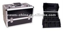Black modella cosmetic bag/case/box/pouch