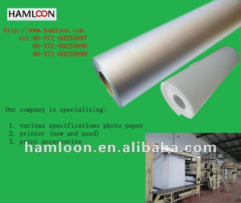 Discount ! ! !200gsm RC waterproof high Glossy photo paper High quality