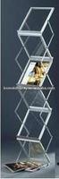 Acrylic Display Literature Rack (cross)