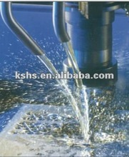 Water-soluble synthetic cutting/grinding fluid