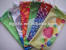 new design cell phone bag/microfiber eyeglasses bag/cell phone pouch